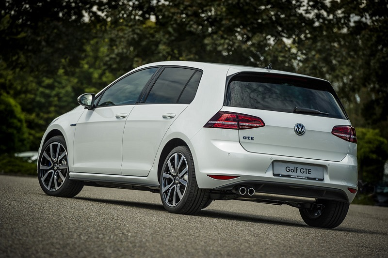 Volkswagen Golf GTE lease