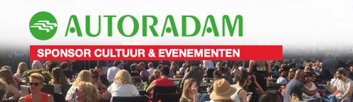 autoradam sponsor cultuur en evenementen