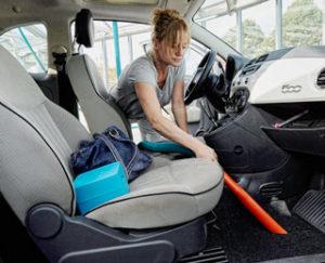 wassen stofzuigen autoradam