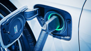 oplaadpunten elektrische auto autoradam