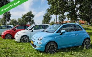 Fiat 500 kleuren 2017