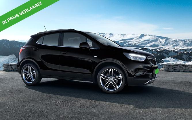 Opel Mokka lease