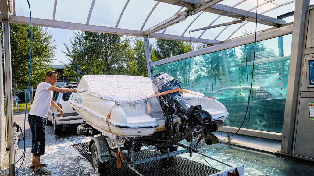 selfservice wasboxen autoverhuur in almere en amsterdam autoradam